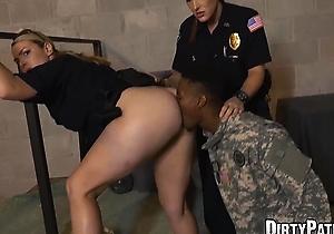 blowjob,foursome,hd videos,interracial,japan group sex,japanese milf,police uniform,sex,