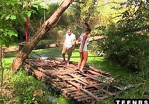 blowjob,doggystyle fuck,hd videos,in the forest,japanese deep throat,japanese fuck,outdoors,pussy,young japanese,