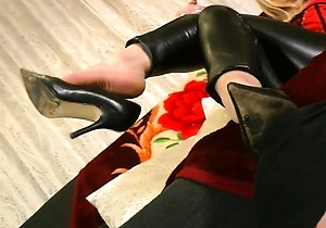 female domination, foot fetish, footjob, hd videos, heels, japan bdsm,