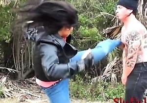 american,female domination,hd videos,heels,no condom,outdoors,