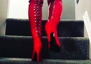 boots,british,cfnm,dress,female domination,hd videos,heels,latex,upskirt,