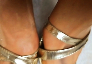 close up, feet fetish, foot fetish, hd videos, heels, nylon, pissing,