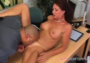 facialized, hardcore, interracial, japan brunettes, japanese milf, japanese with big boobs, office sex,