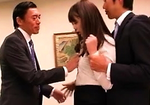 censored, hardcore, japan lady, office sex, threesome  sex,