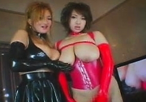 doggystyle fuck,fetish,hardcore,japan lesbians,japanese with big boobs,latex,masturbating,pussy,strapon,young japanese,