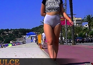 close up,hot japanese,huge ass,japan amateur,nipples,on the beach,young japanese,