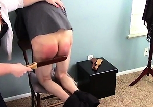 japan housewife, mistress, spanking,