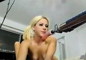 dildos,hardcore,japanese fuck,machine,masturbating,sex,sex toys,stockings,vibrator,