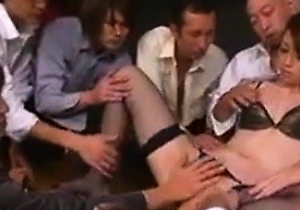 fingered, gangbang, japan creampie, pussy, uncensored,