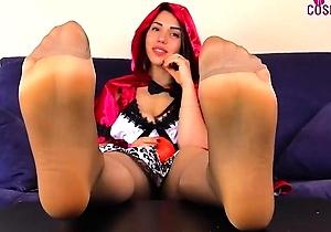 cosplay,foot fetish,hd videos,japan brunettes,nylon,pantyhose,stockings,