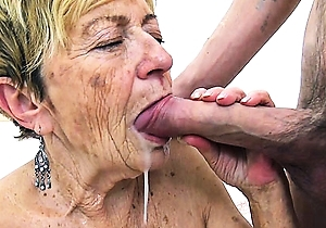 banged,big dick,doggystyle fuck,facialized,hairy pussy,japan mature,japanese old ladies,sex,