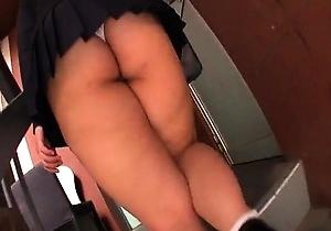 huge ass,mini skirt,schoolgirls,thick japanese women,upskirt,young japanese,