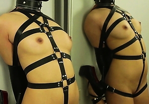 bondage, hd videos, hot japanese, in a restaurant, japan bdsm, young japanese,