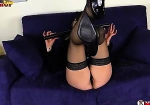 cosplay, feet fetish, foot fetish, hd videos, masturbating, police uniform, stockings,