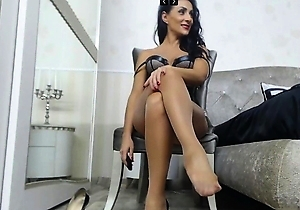 hd videos, heels, lingerie, pantyhose, webcam,