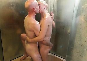 hd videos,horny japanese sluts,japanese fuck,japanese milf,kissing,orgasm,realm japanese cuckold,shower,