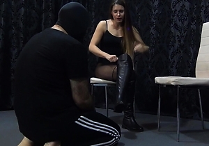 boots,dirty japanese,female domination,foot fetish,hd videos,japan amateur,mistress,